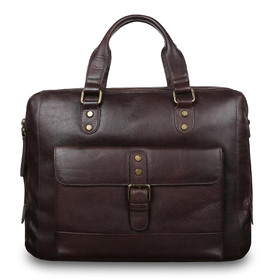 Cумка Ashwood Leather 1334 Brown