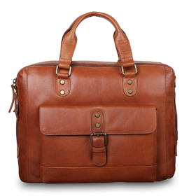 Cумка Ashwood Leather 1334 Tan