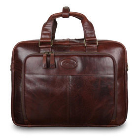 Cумка Ashwood Leather 8143 Brown