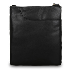 Сумка Ashwood Leather M-68 Black. Вид спереди