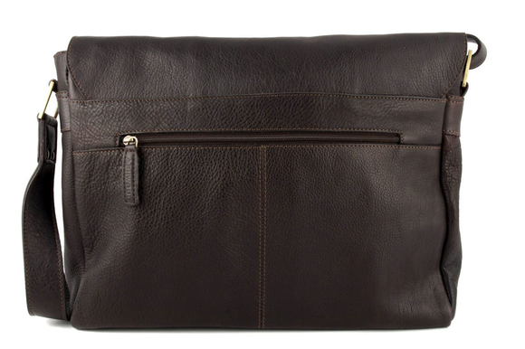 Ashwood Leather Pedro Dark Brown