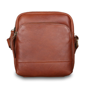 Сумка Ashwood Leather 1332 Tan. Вид спереди