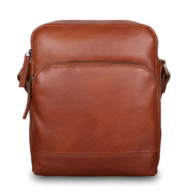 Сумка Ashwood Leather 1333 Tan. Вид спереди