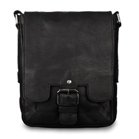 Сумка Ashwood Leather 8341 Black. Вид спереди