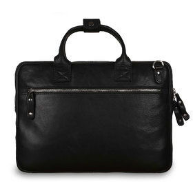 Сумка Ashwood Leather Jessy Black. Вид спереди